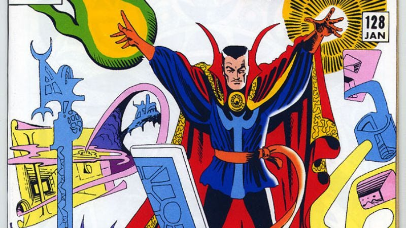 Illustration for article titled Doctor Strange coming July 2016, according to dates conjured from thin air