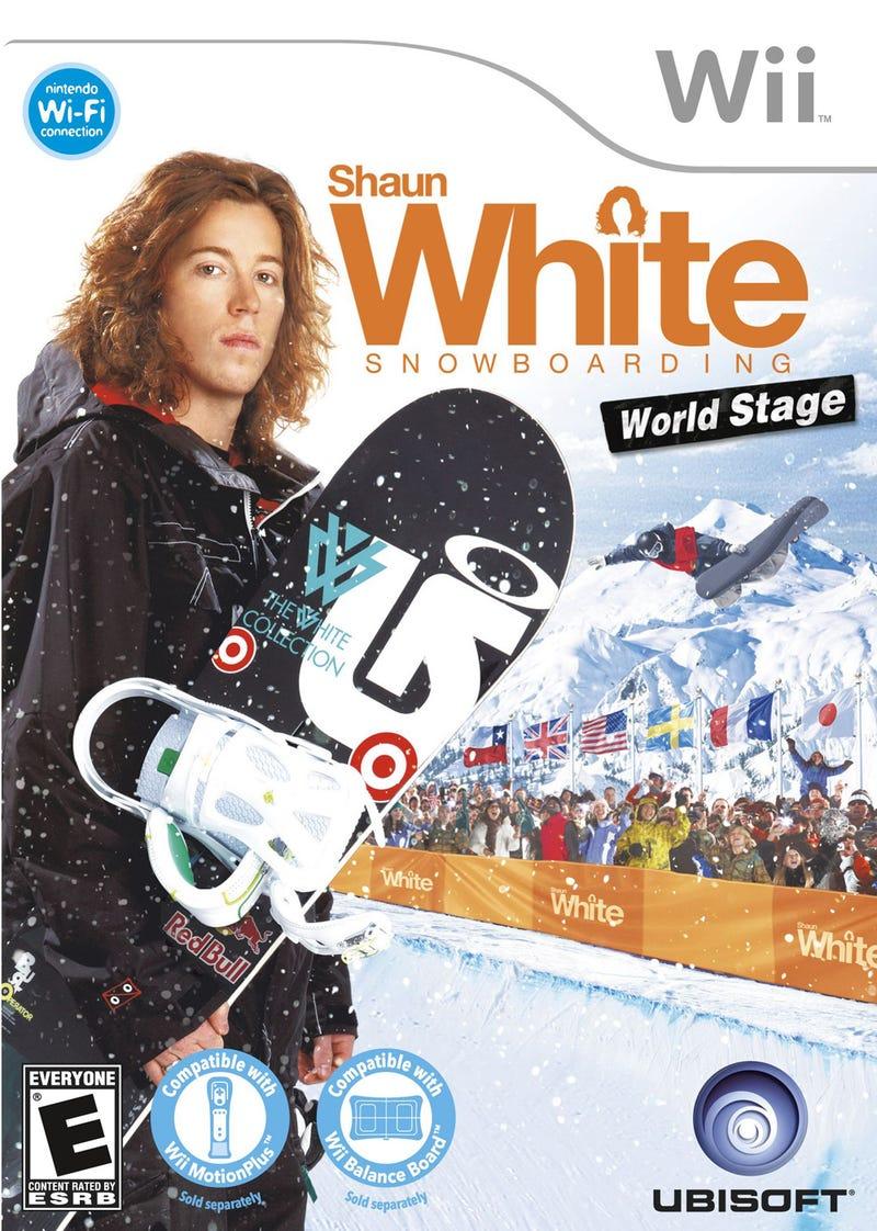 shaun white snowboarding pc download