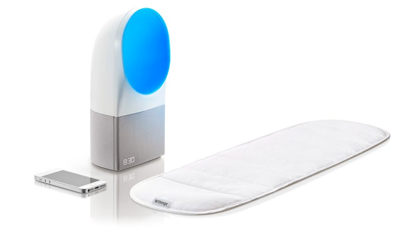 Withings Aura An Alarm Clock That Helps You Wake Up And