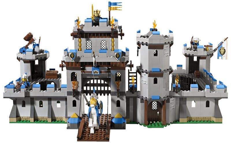 Amazon Castle