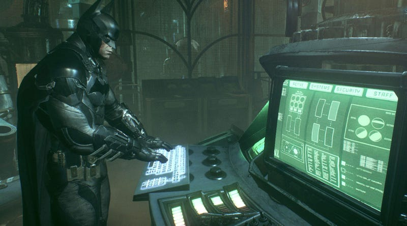 Illustration for article titled Warner Bros Suspends Arkham Knight PC Sales