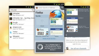 The Newest Firefox Beta for Android is Faster, Prettier, and Finally