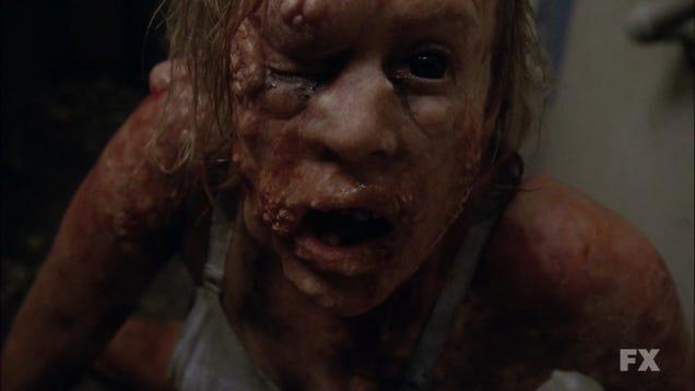 American Horror Story: Freak Show' Recap 4×10: Salty and