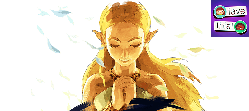 Illustration for article titled Zelda's Story In Breath of the Wild Is Powerful, But Also A Bummer
