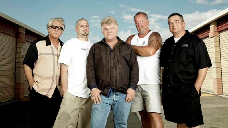 Storage Wars Debuts Tonight On A E At 10 P M Eastern Airing Its First Two Episodes