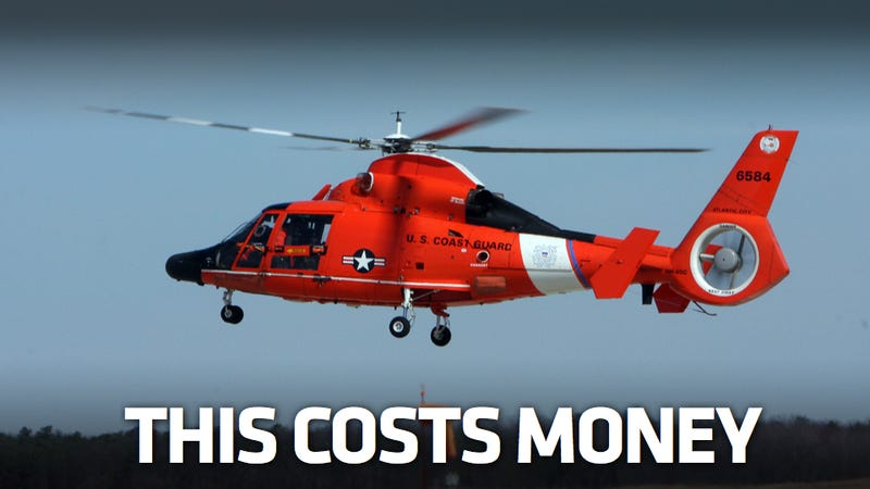 Illustration for article titled The Coast Guard's Offering $3,000 Reward For Yacht Explosion Hoax Info