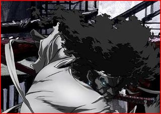 Illustration for article titled Afro Samurai Gets Comic-Con Appearance