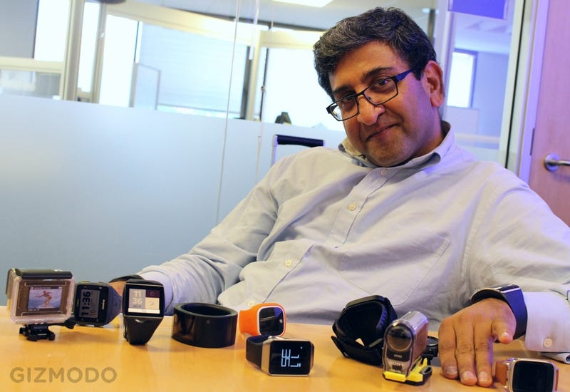 Illustration for article titled Qualcomm Says Wearables Aren't a Fad, And It Might Just Be Right