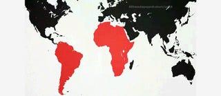 This wacky world map just won japans biggest design award gumiabroncs Choice Image