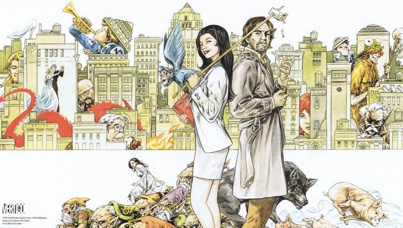 Illustration for article titled The Fables Movie Isn't Dead! AKick-Ass Writer Comes On Board