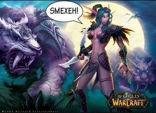 Illustration for article titled World Of Warcraft Reaches 10 Million Mark