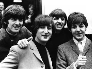 Illustration for article titled How Did Apple Lure The Beatles to iTunes? Money. Heaps and Heaps of Money