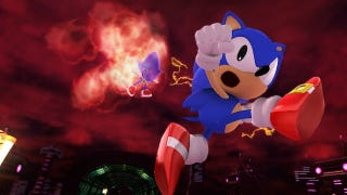Illustration for article titled Sonic Will Meet Sonic in Sonic Generations, and Other Amusing Revelations