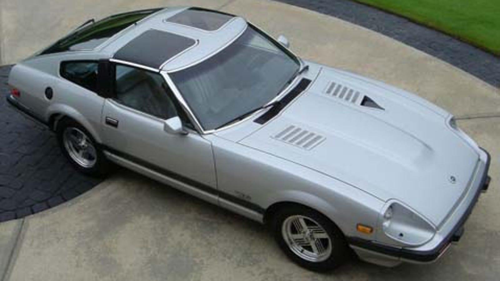 drooool! 1,410-mile 1982 datsun 280zx turbo sells for $29k