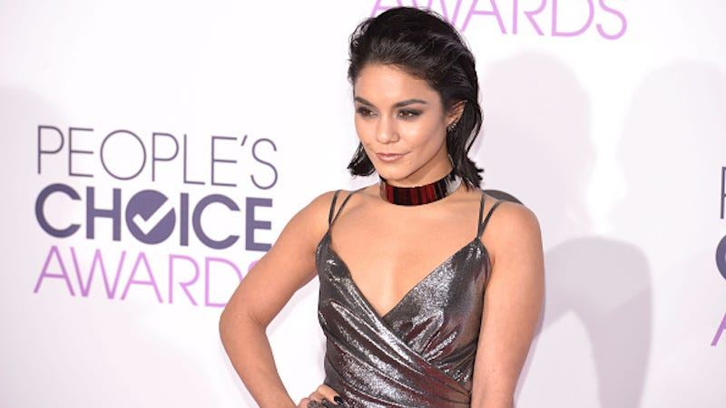 Illustration for article titled Vanessa Hudgens, Star Of Grease: Live!, Loses Her Father to Cancer