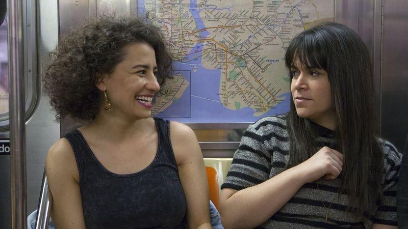 Broad City creators Ilana Glazer and Abbi Jacobson