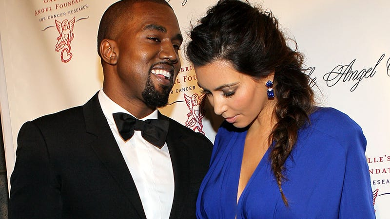 Illustration for article titled Kanye Accused of Cheating on Kim With Rando Canadian 'Model'
