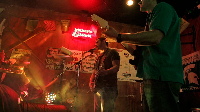 Bar Band To Pay Dearly For Slipping In Original Song