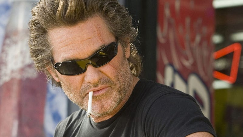 Kurt Russell in Death Proof. Image: Dimension Films
