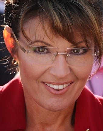 Illustration for article titled Sarah Palin Does Not Like This Maureen O'Dowd Character One Bit