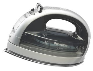 Illustration for article titled Panasonic's Two-Way Iron Is Now Cordless