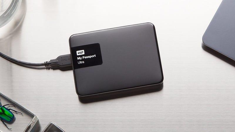 WD 3TB My Passport Ultra 3TB, $110