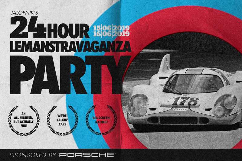 We're Throwing Another Giant All-Day Party for the 24 Hours of Le Mans, and You Should Come