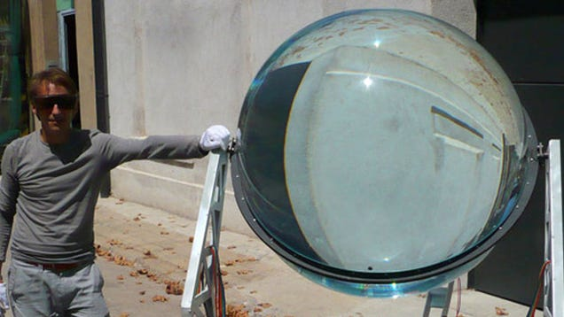This Is The Coolest Solar Energy Generator You Ve Ever Seen