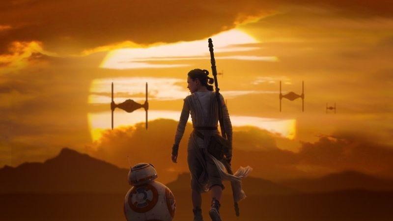 Star Wars: The Force Awakens en Blu-ray/digital, $18
