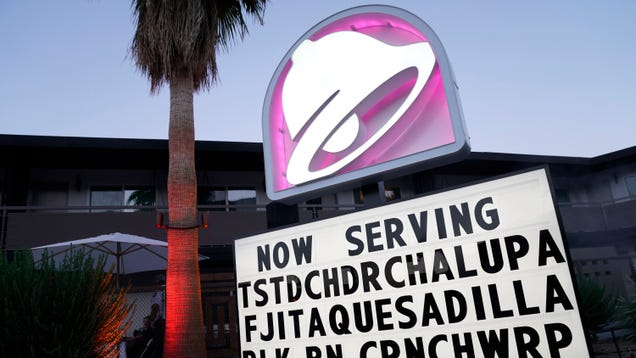 Taco Bell Recalls Millions of Pounds of Beef Due to Reports of  Metal Shavings