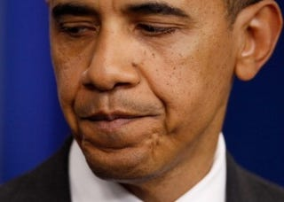 President Obama comments on super-committee failure. (Chip Somodevilla/Getty Images)