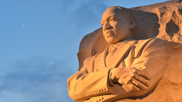 Visit a National Park for Free on Monday in Honor of Martin Luther King Day