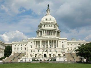 U.S. Capitol BuildingIStock
