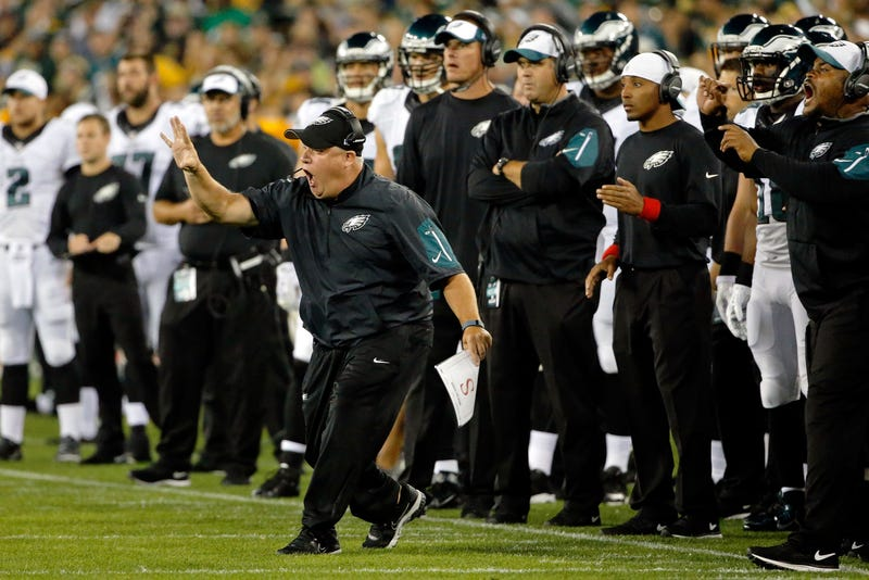 Illustration for article titled The Eagles Sure Seem To Have Hated Playing For Chip Kelly