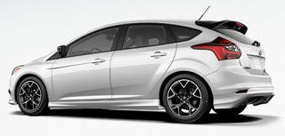 Illustration for article titled 2014 Ford Focus Sport: (Ford should be) Raiding the Parts Bin for a Perfect 'Tweener
