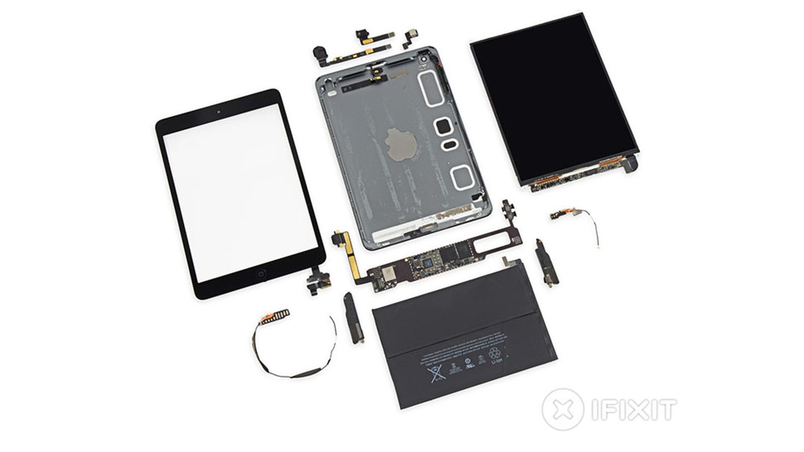 iPad Mini With Retina Display Spills Its Glorious High ...Ipad Mini Retina Size
