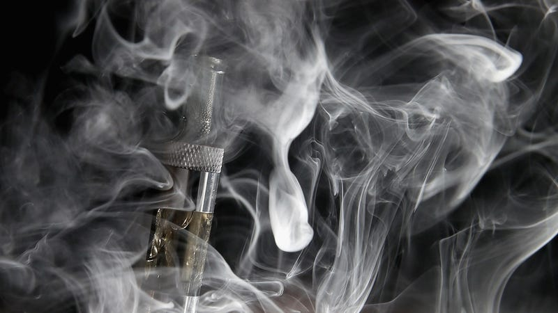 e cig vapor might be carcinogenic mice study suggests