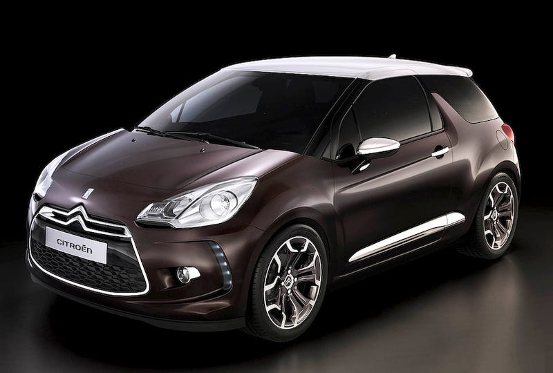 Illustration for article titled 2011 Citroen DS3: Is This It?