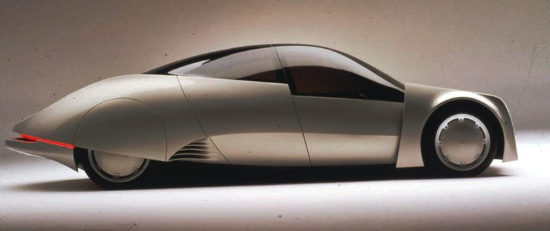 Ford 39 S Synergy 2010 An 80 Mile Per Gallon Concept Car Created In 1996 As Part Of The Company 3