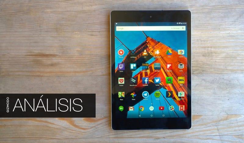 Nexus 9, análisis: así deberían ser todas las tabletas Android