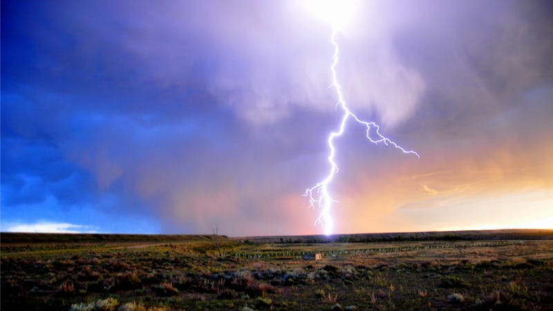 Lightning Can Kill You In Cars Now So We Might As Well Give Up
