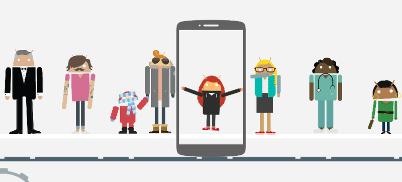 Illustration for article titled Do You Agree With Google's Android Phone Suggestion For You?