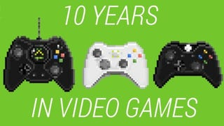 Illustration for article titled The 10 Biggest Changes of The Last 10 Years in Video Games