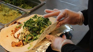 There is Nothing Wrong With That Chipotle Guy's Bigger Burrito Method