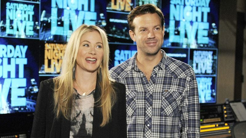 """Illustration for article titled Saturday Night Live: """"Christina Applegate/Passion Pit"""""""