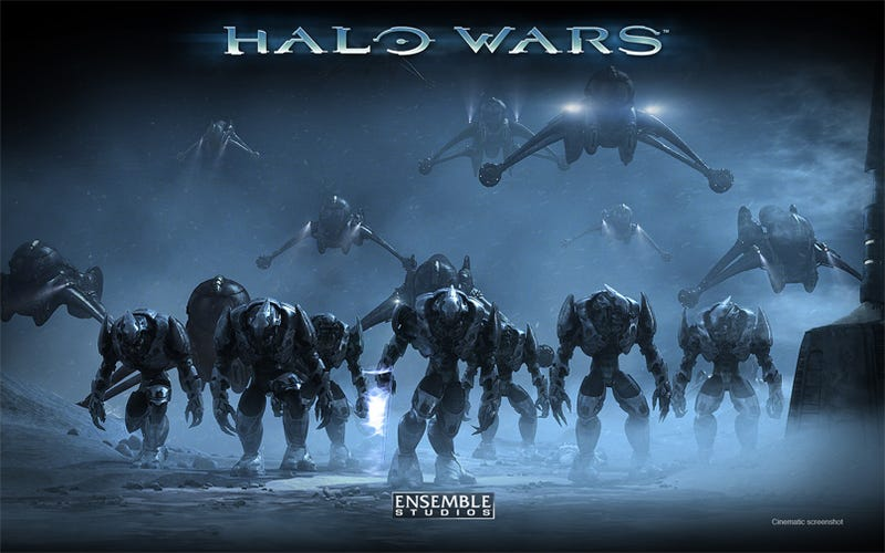 Illustration for article titled Frankenreview: Halo Wars
