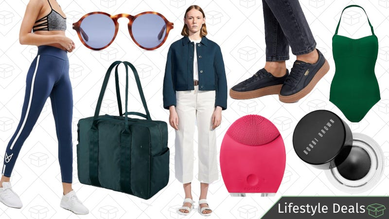 Illustration for article titled Friday's Best Lifestyle Deals: Sephora, ASOS, Designer Sunglasses, Uniqlo, and More