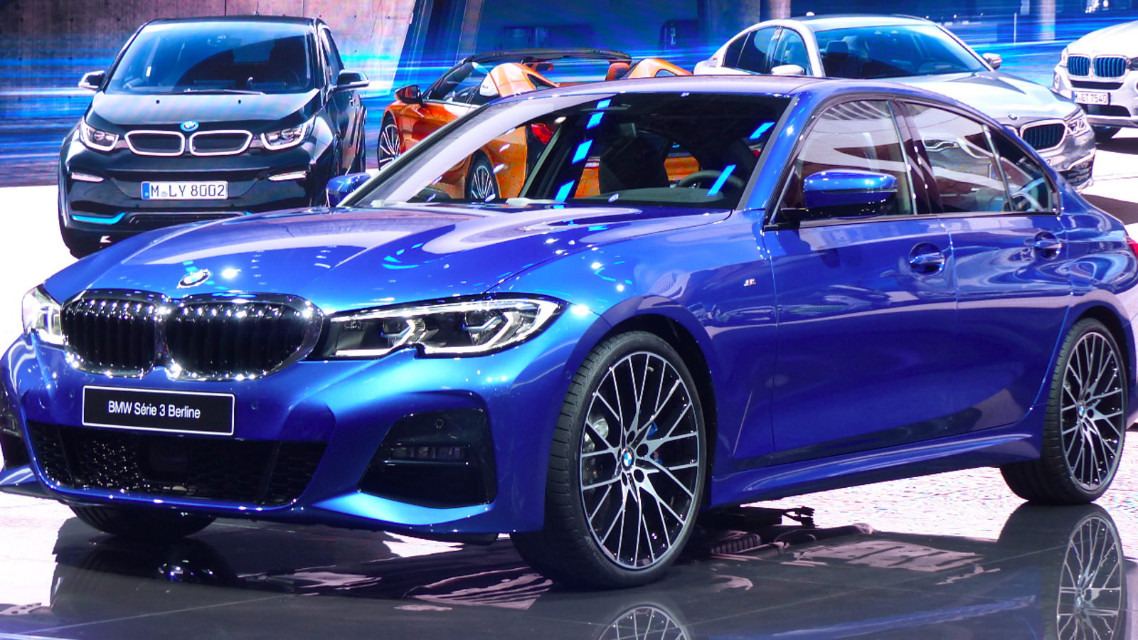 2019 Bmw 3 Series Heres Everything All New And Different 318ti Engine Diagram Intake