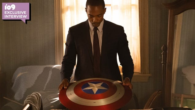 The Falcon and the Winter Soldier Wants to Tackle Big Issues, Fictional and Otherwise