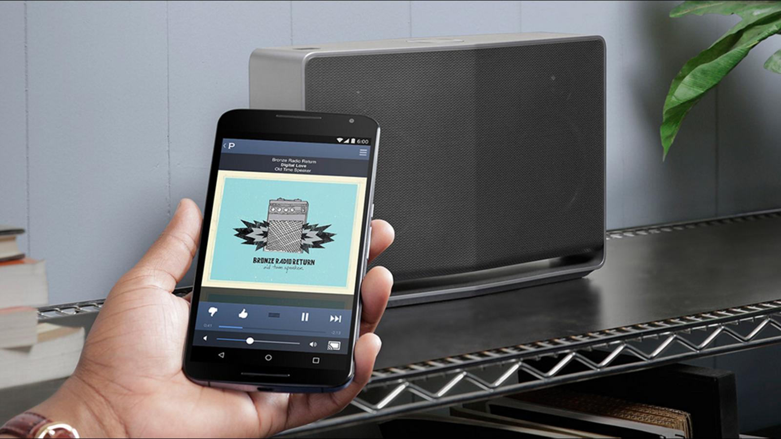 Google Cast para audio: la nueva forma de enviar música a tus altavoces